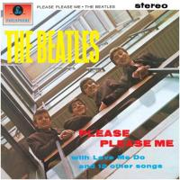 "Las escaleras de ""Please Please Me"""